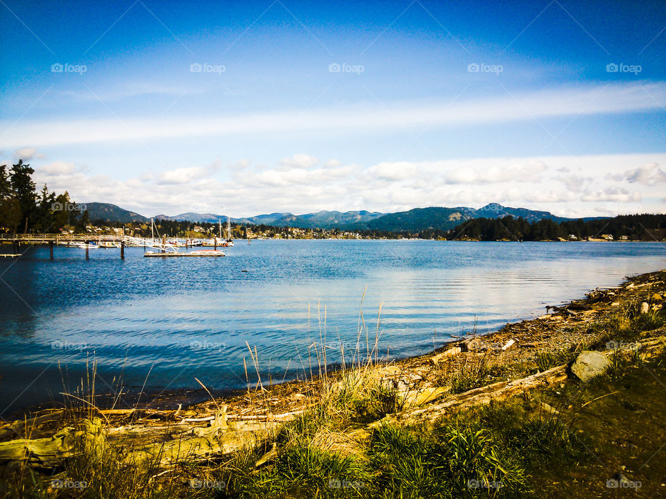 Greater Victoria, BC. Photo was taken on a Spring afternoon outside Victoria, BC!