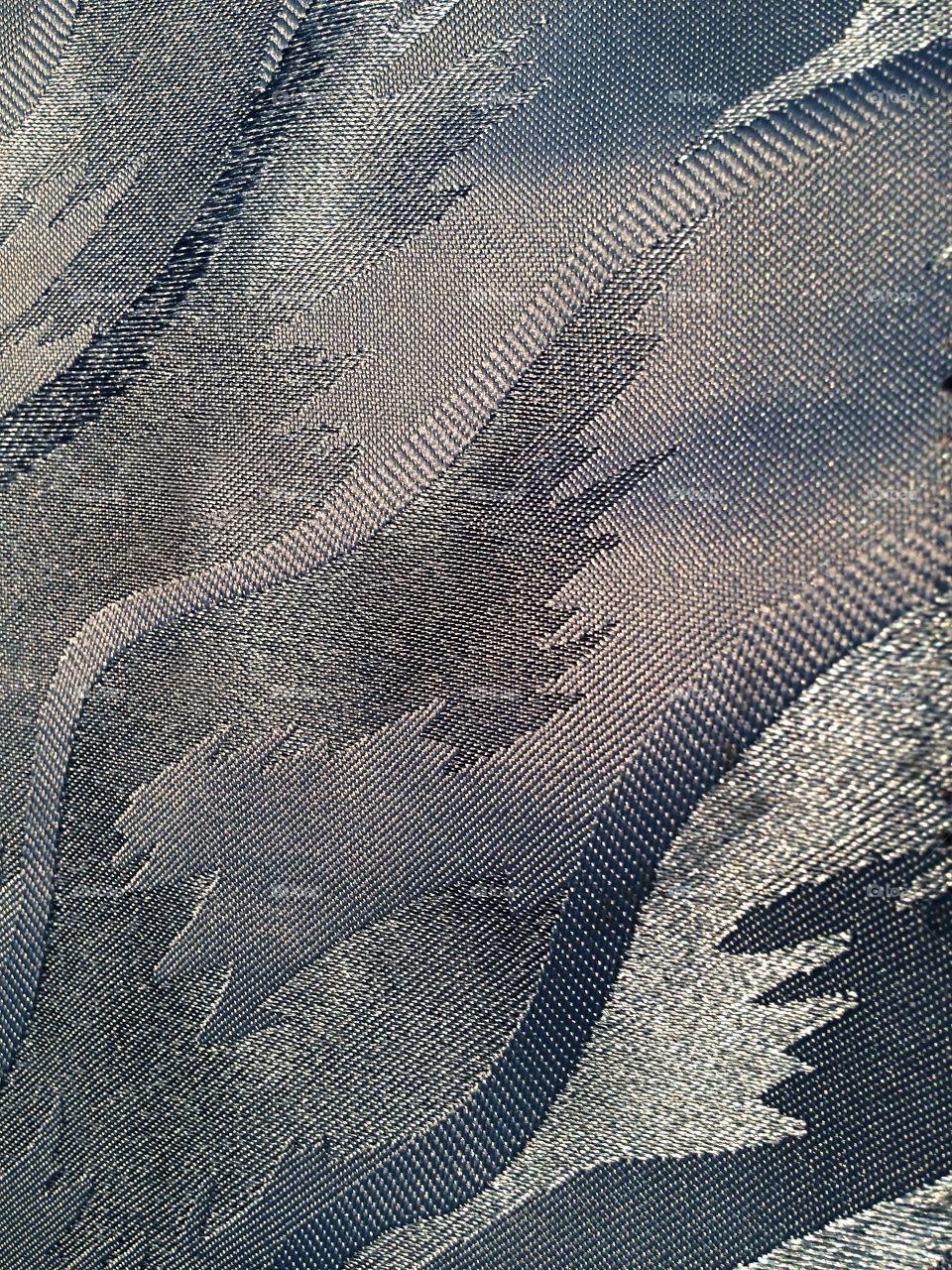 Shiny texture fabric