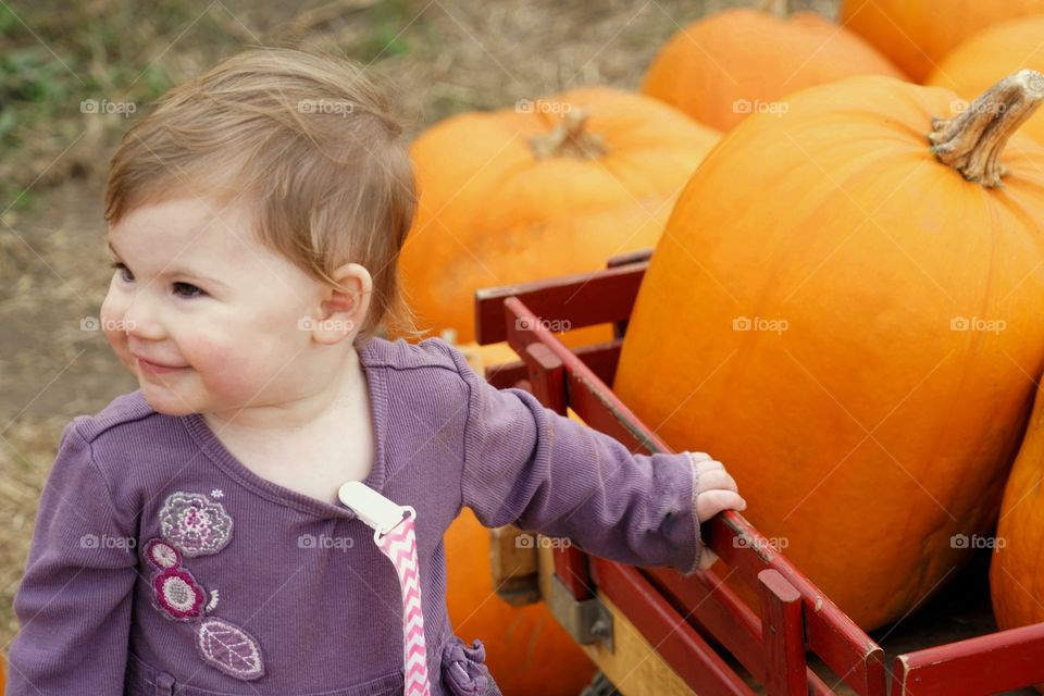 Child, Little, Cute, Fall, Fun