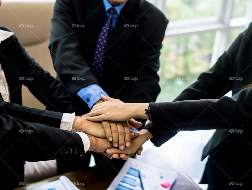 Business, Teamwork, Cooperation, Partnership, Meeting
