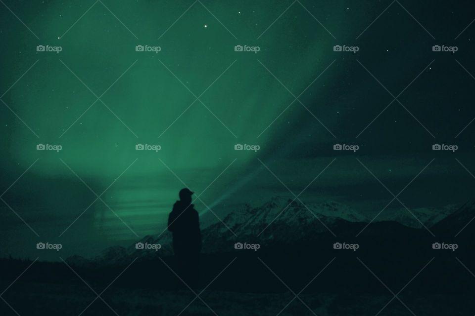 northern light hunting. Chasing the Northern Lights in Alaska!