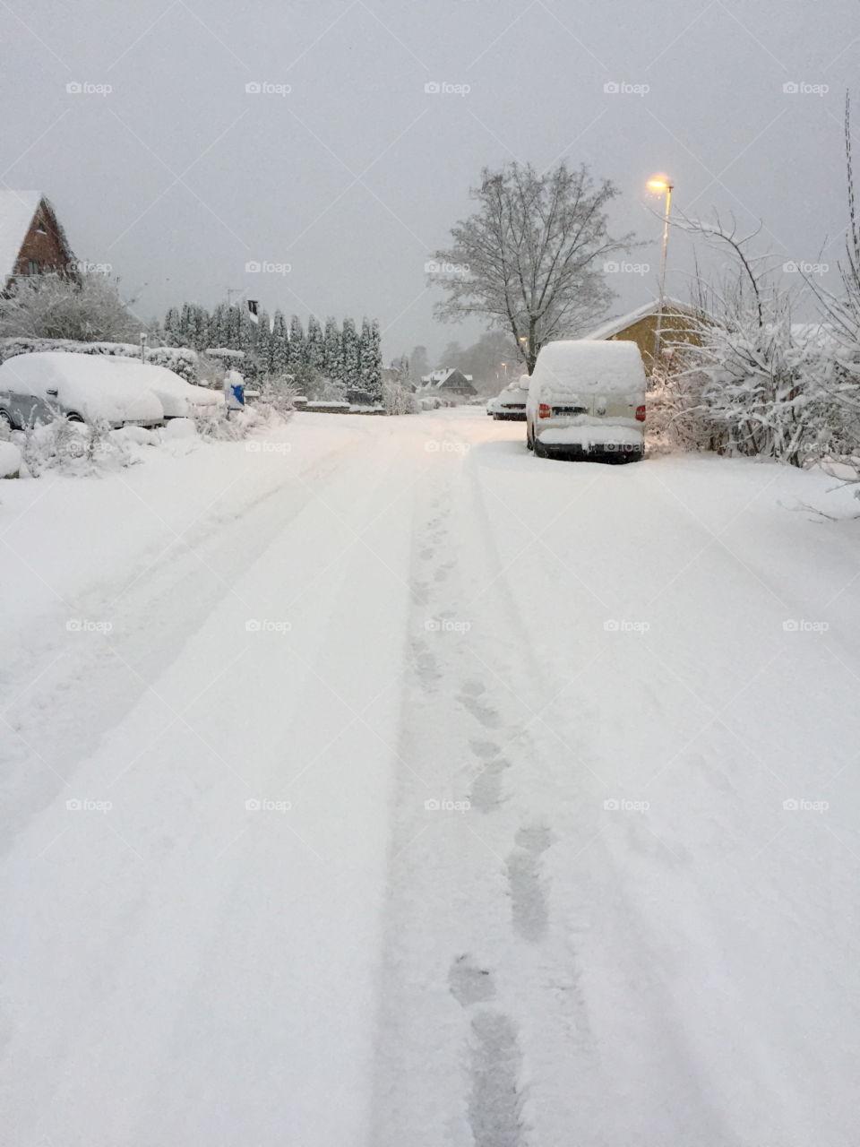 #winter #sweden# båstad