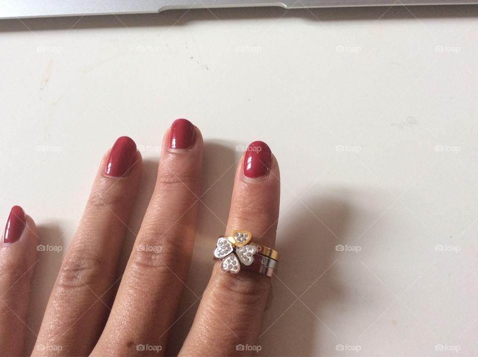 Ring and nails