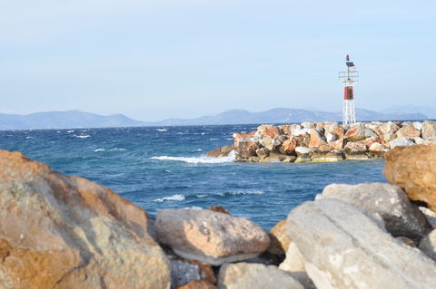 Port of Rafina (Greece)
