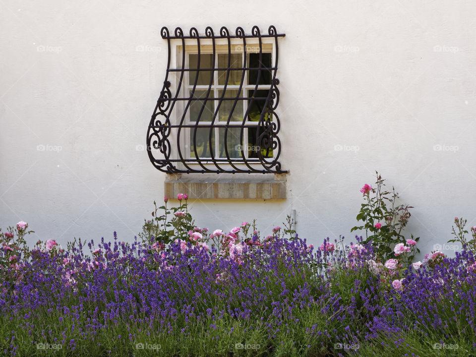 Flowers at Solliden Castle