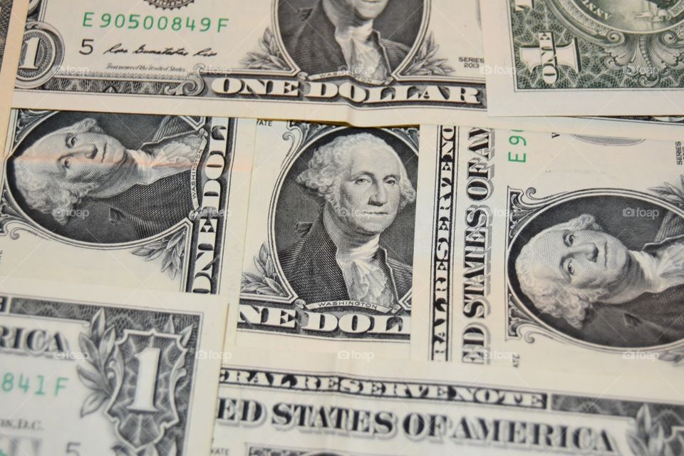 Dollar, Currency, People, Money, Wealth
