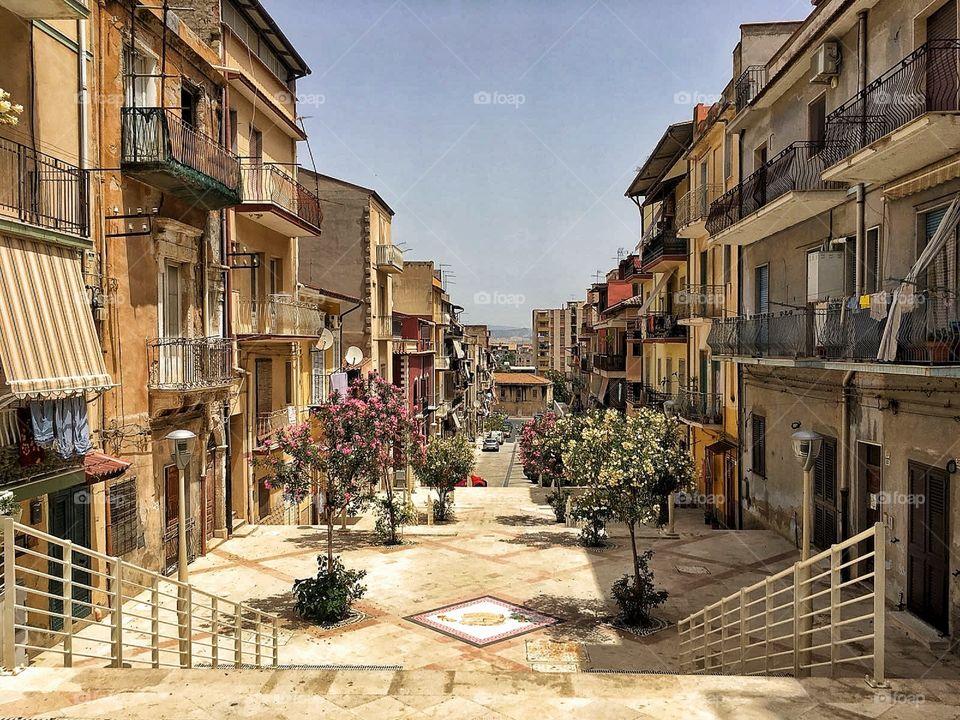 Sicily, Gela