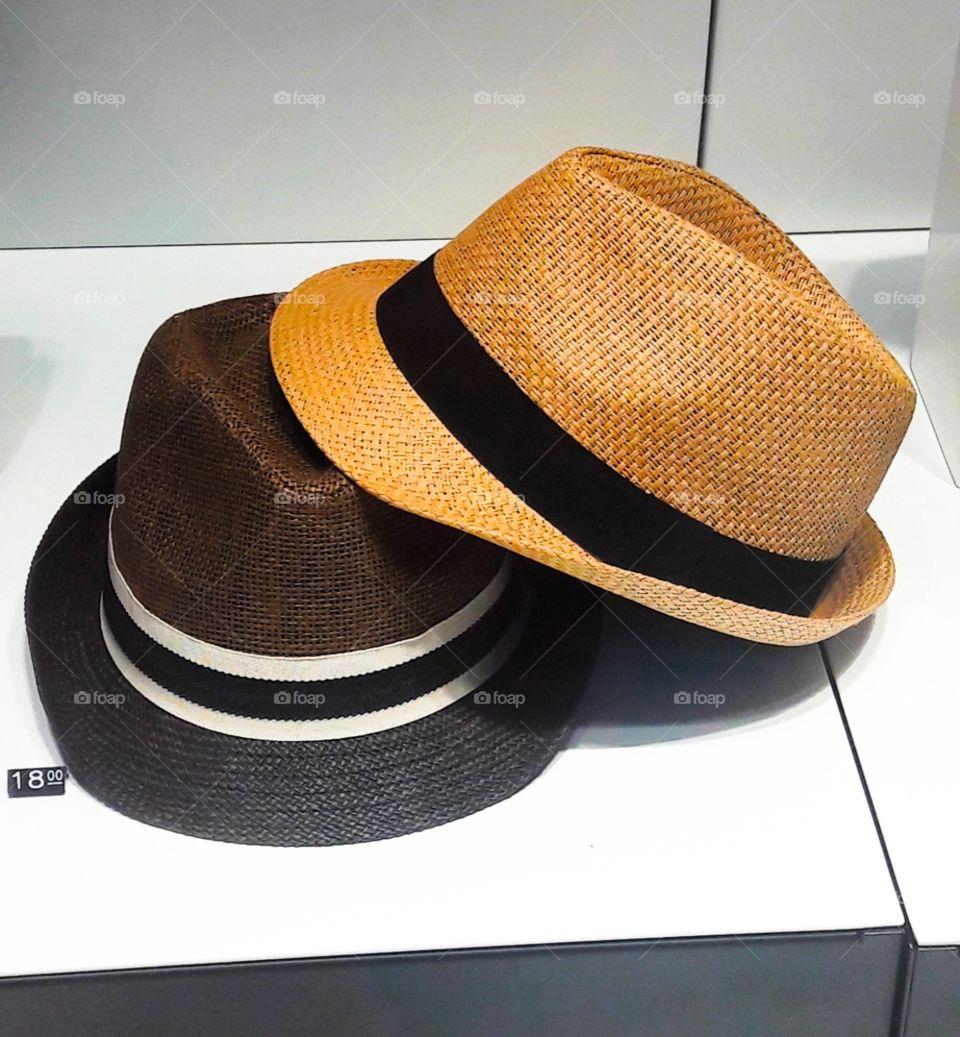 hat on hat