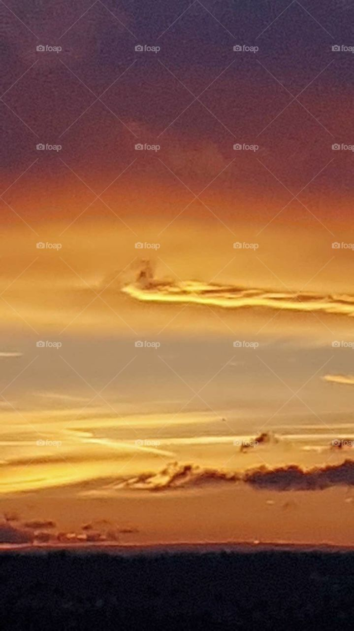 Fantastischer Himmel
