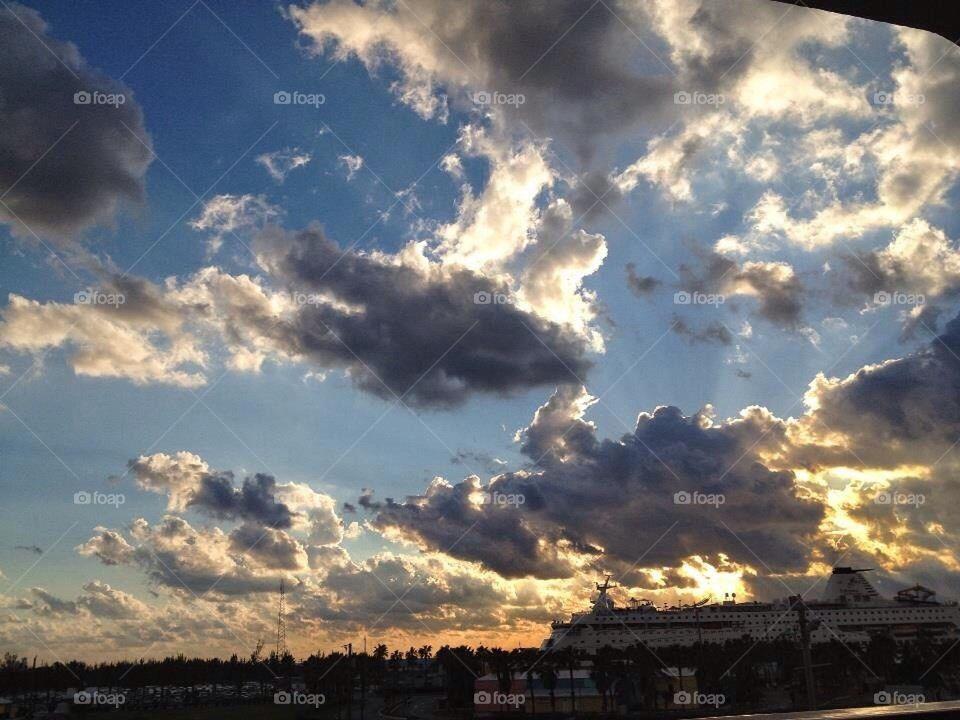 Cruisin' Sky.