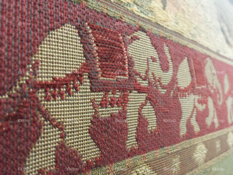 African Savannah Tapestry