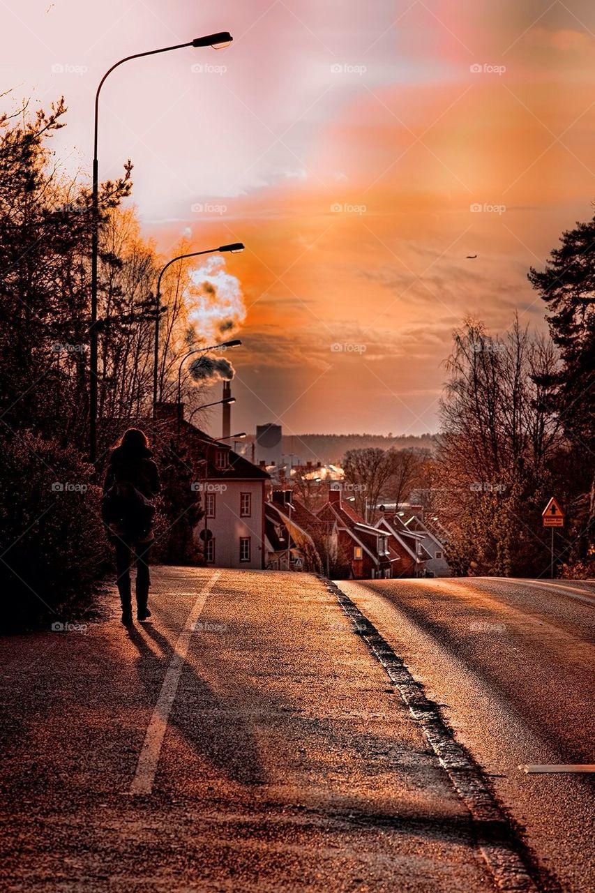 town road smoke nyköping by cekari