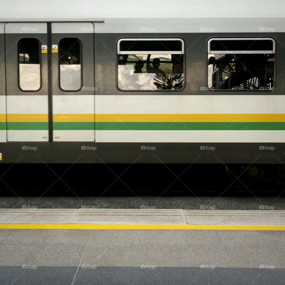 Medellin Metro, Colombia