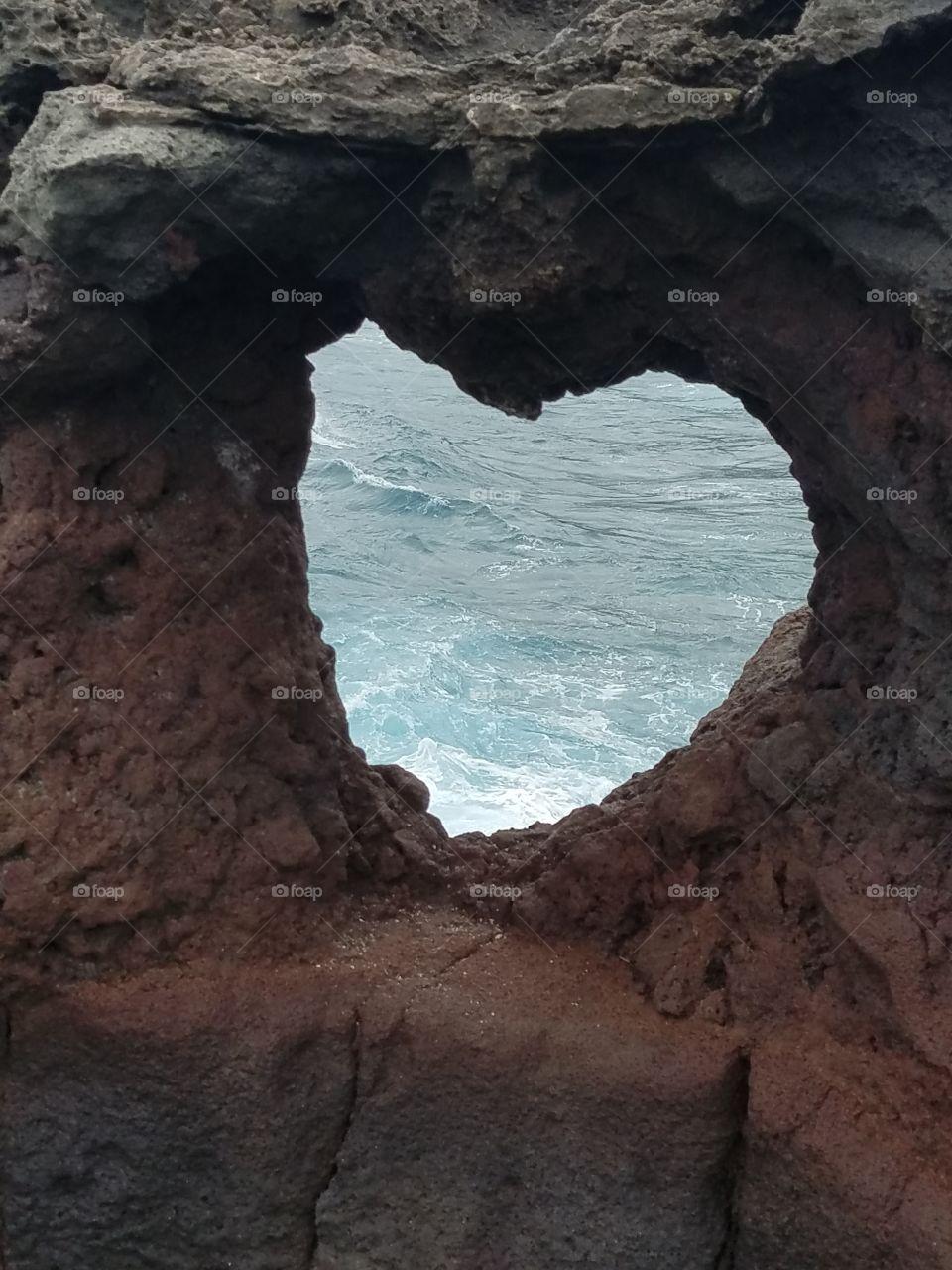Maui Blow Hole