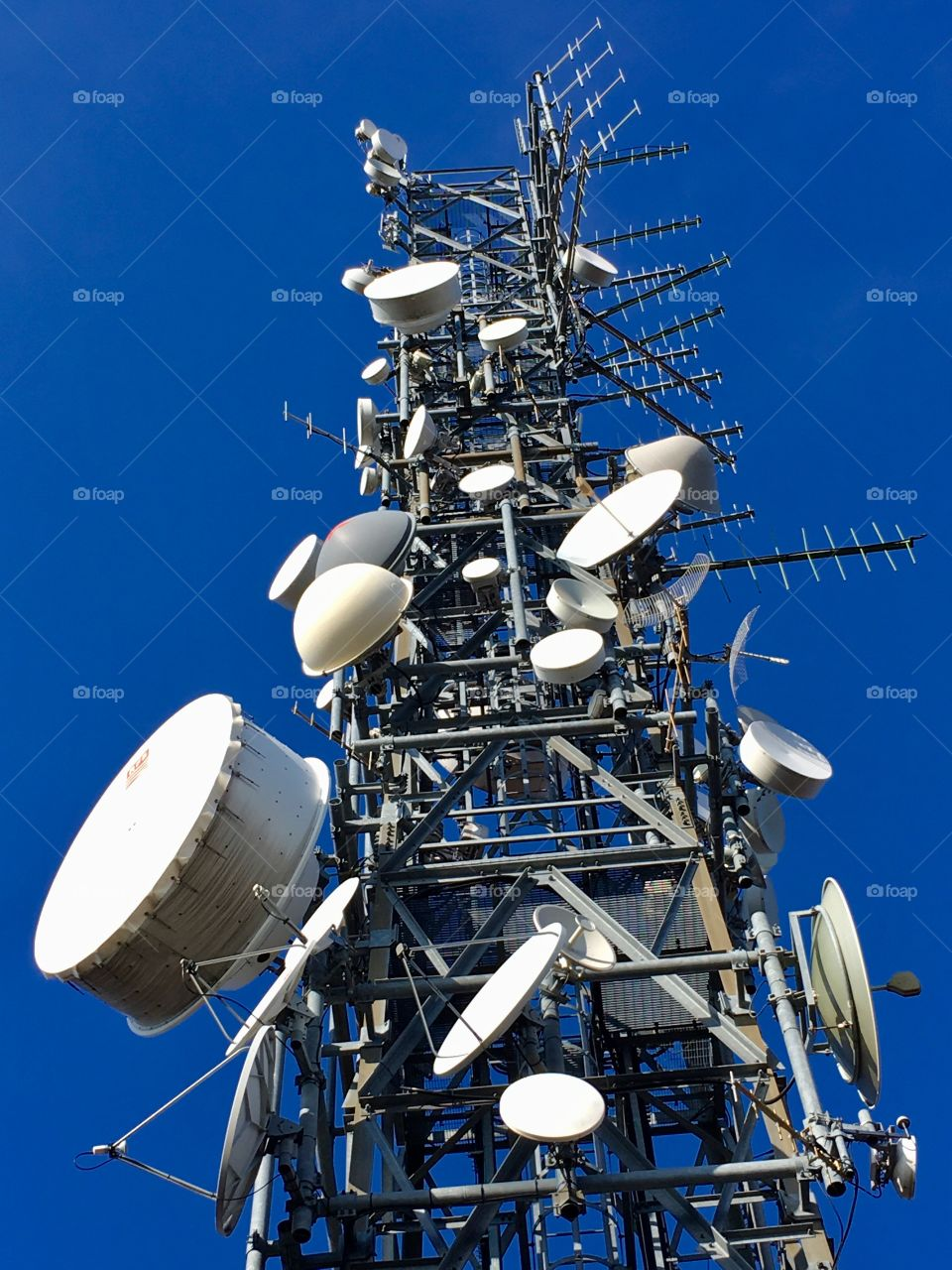 antennas for television repetition
