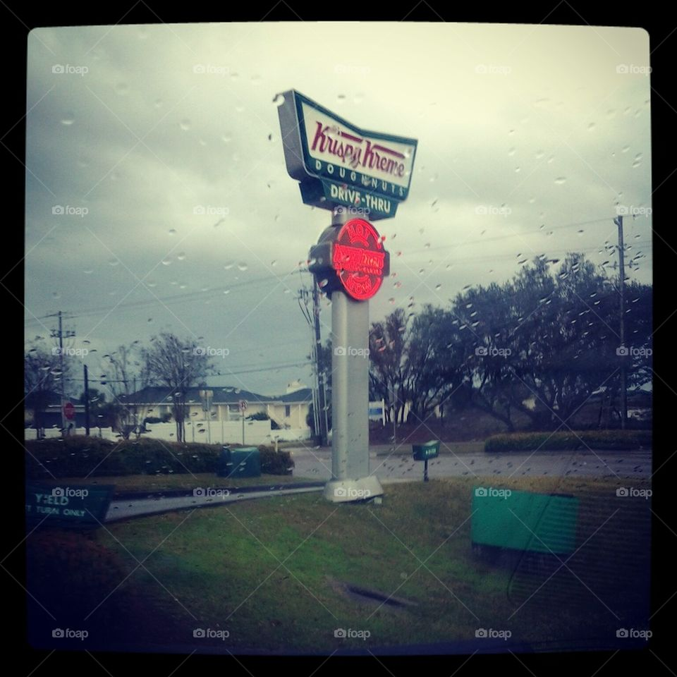 Hot Doughnuts Now