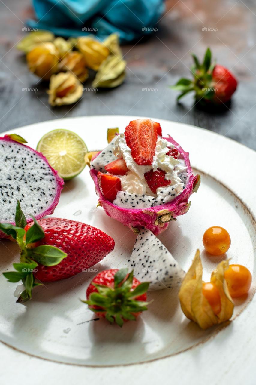 colorul fruits