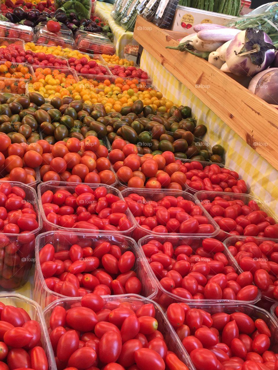 Cherry tomatoes variety
