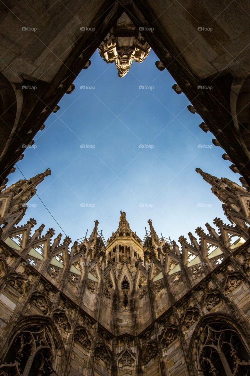 Garbage of Duomo