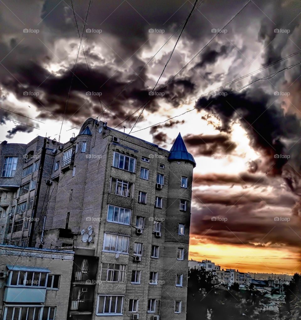 Saratov Russia...from window
