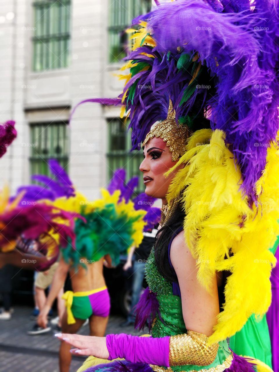 festival travestie