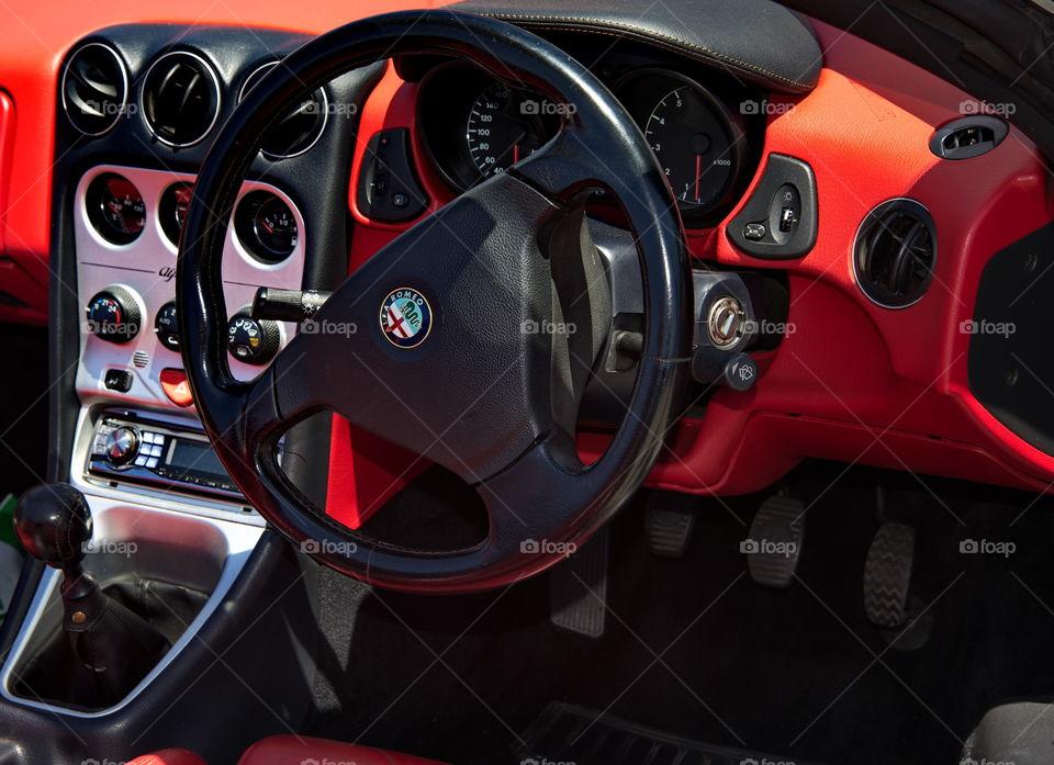 Alfa Romeo old classic