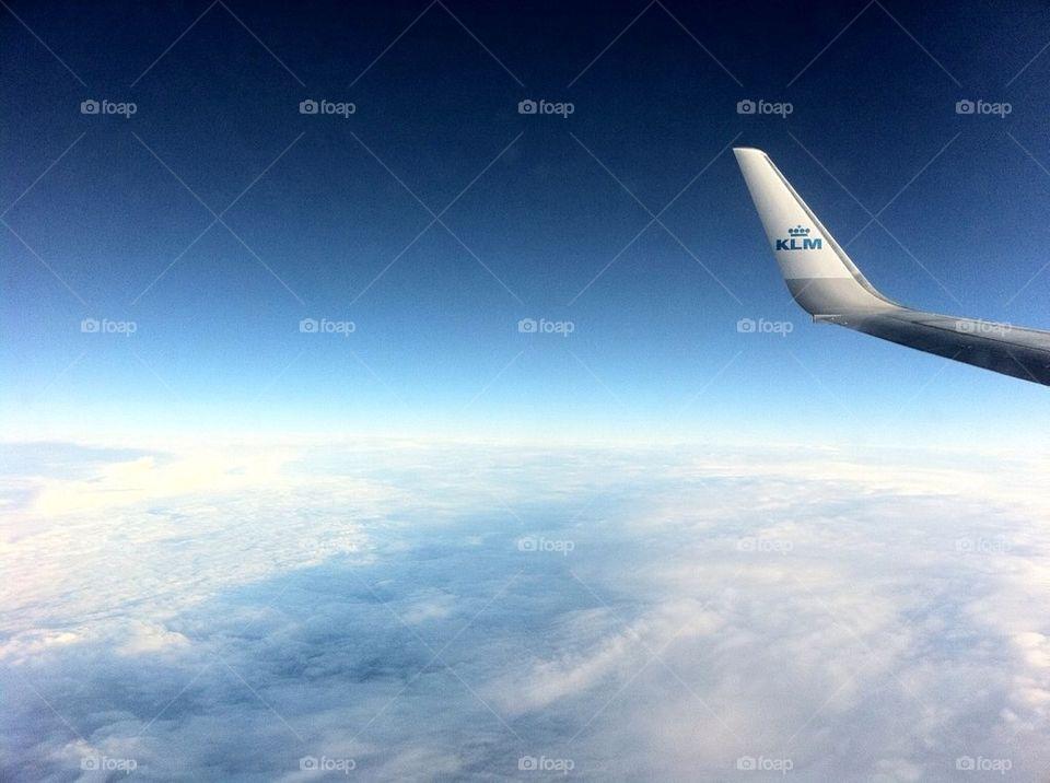 landscape blue travel wing by samuel.andersen