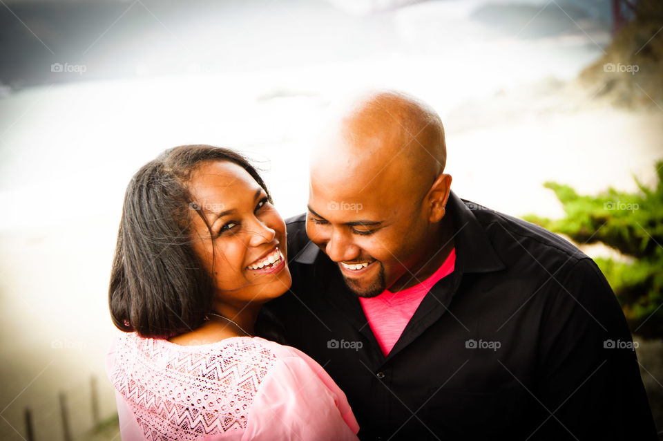 smiles and love. family shoot