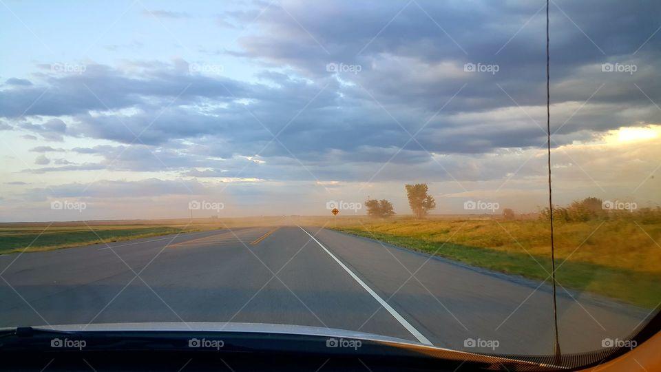 loney road