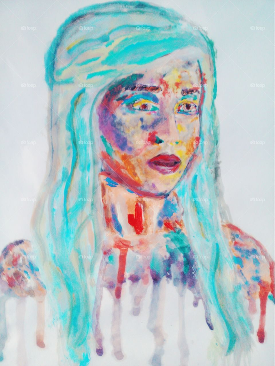 Art, Artistic, Painting, Creativity, Illustration