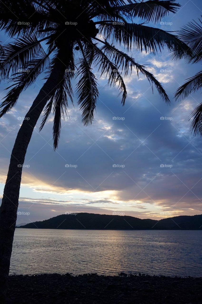 Island evening