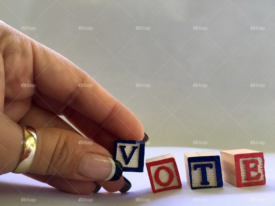 Do be a voter