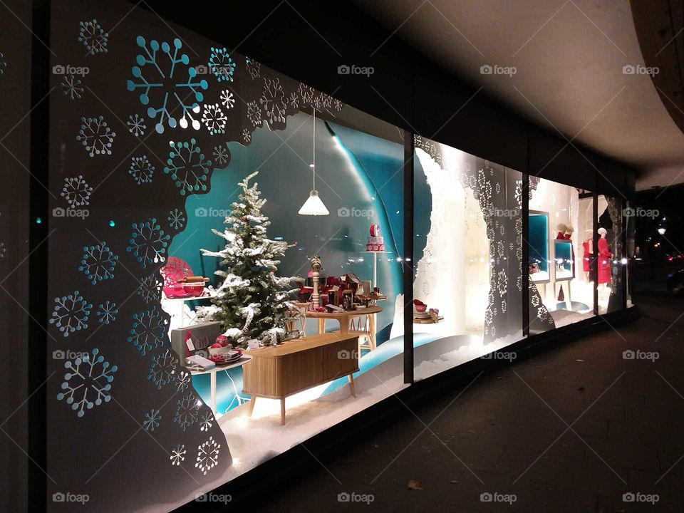 Winter, Exhibition, Light, Christmas, Museum