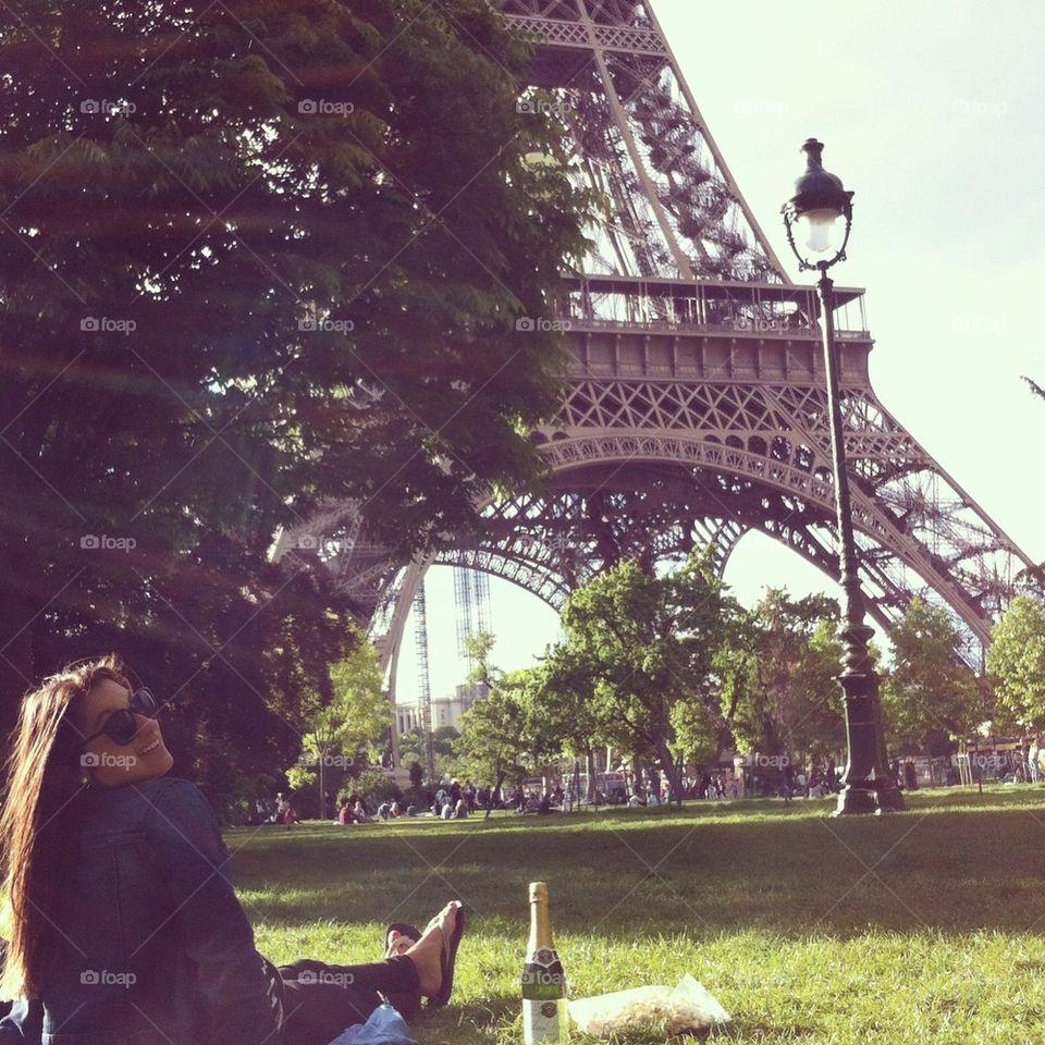 Popcorn in Paris