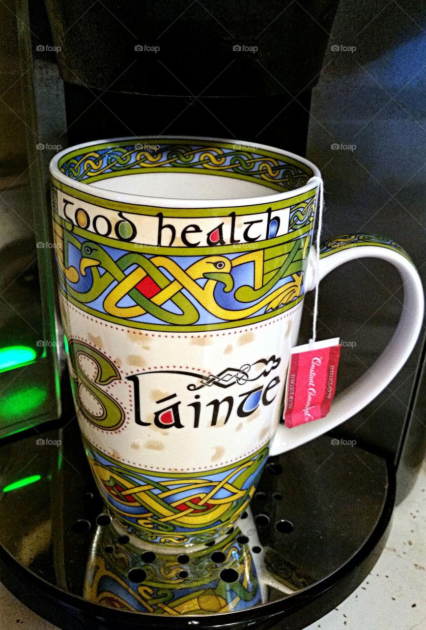 Afternoon Tea - Slainte
