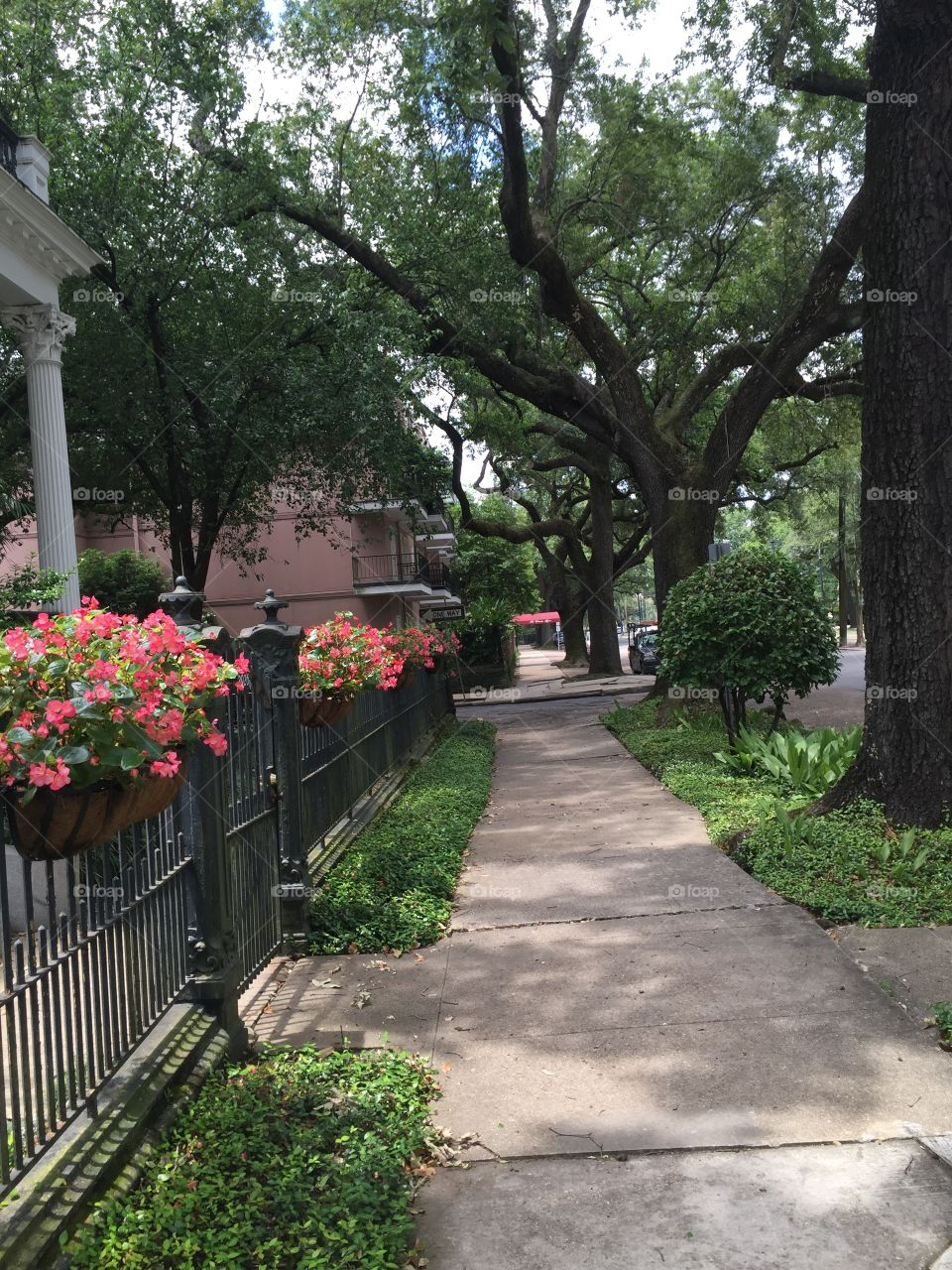 The Garden District, New Orleans