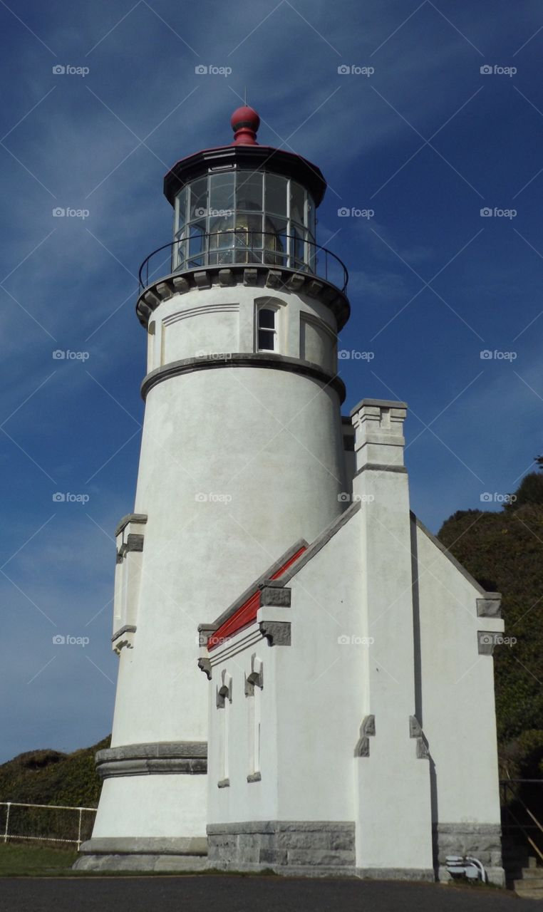 View of a lighthouse