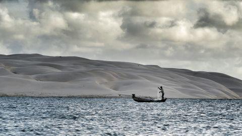 water and sand dunes , sea water , from the Atlantic Ocean clouds , beach, sun , waves , fishermen sunset  valdemira24