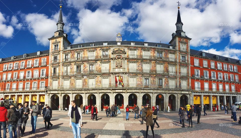 Madrid Holiday