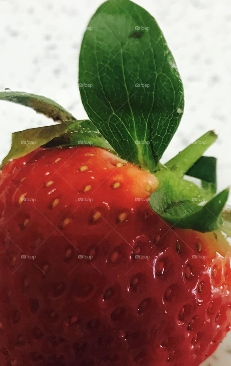 Healthy-strawberry