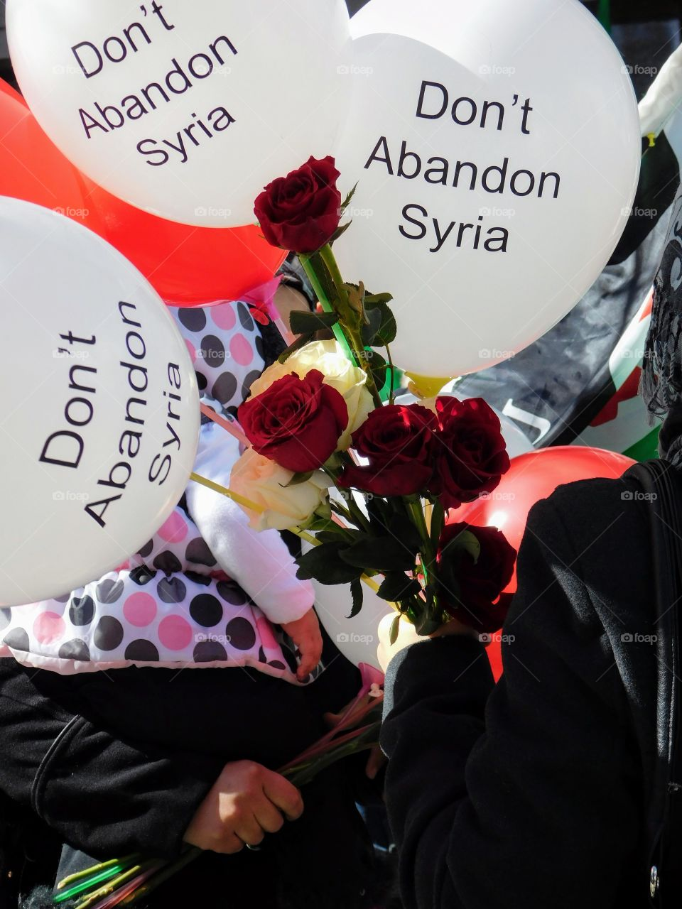 Don't abandon Syria