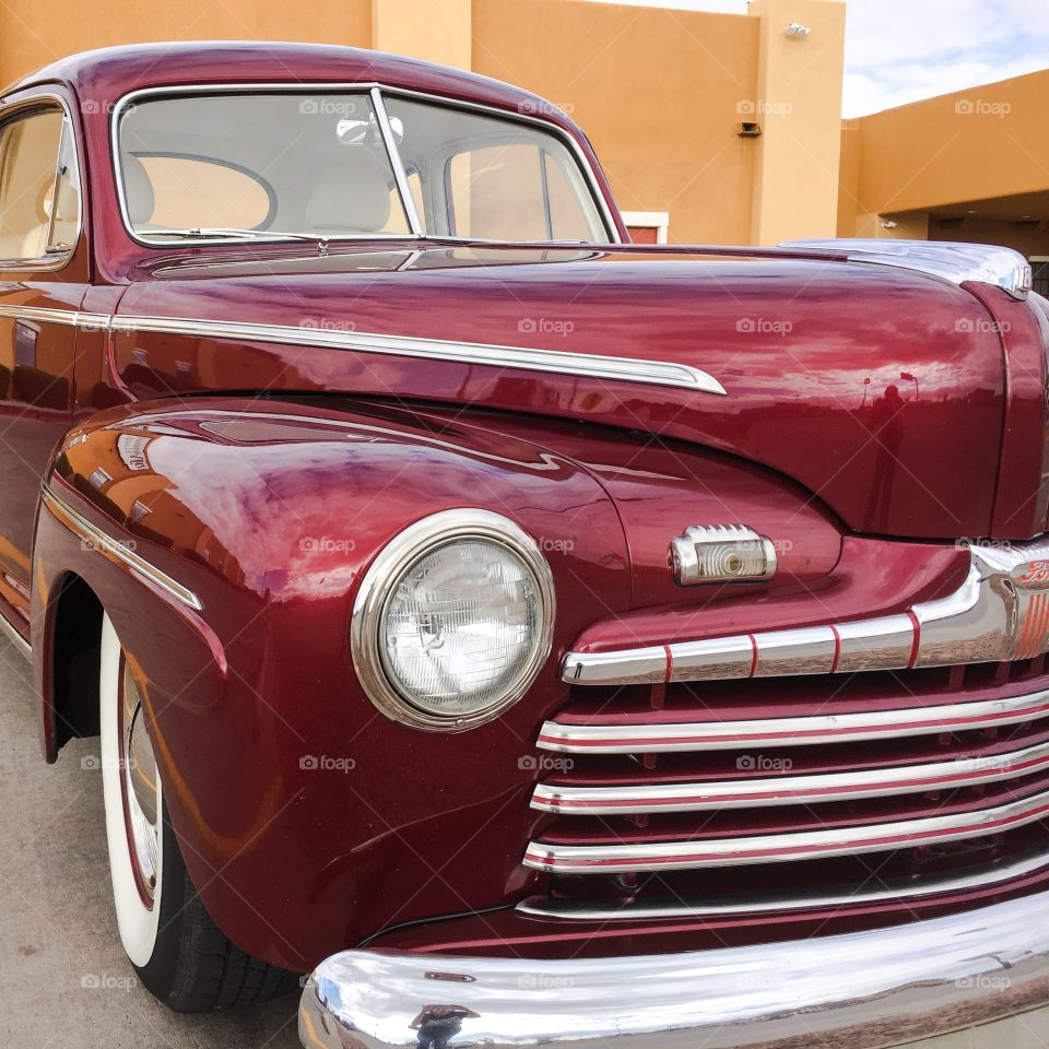 Classic Ford. Classic Ford in Winslow, AZ