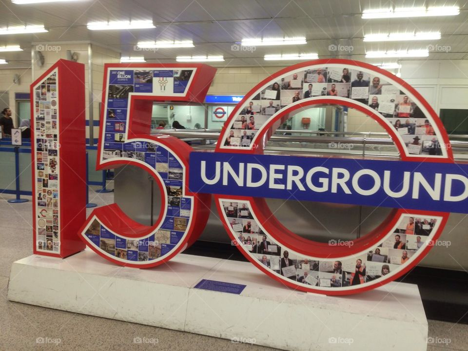 150 years of London Underground