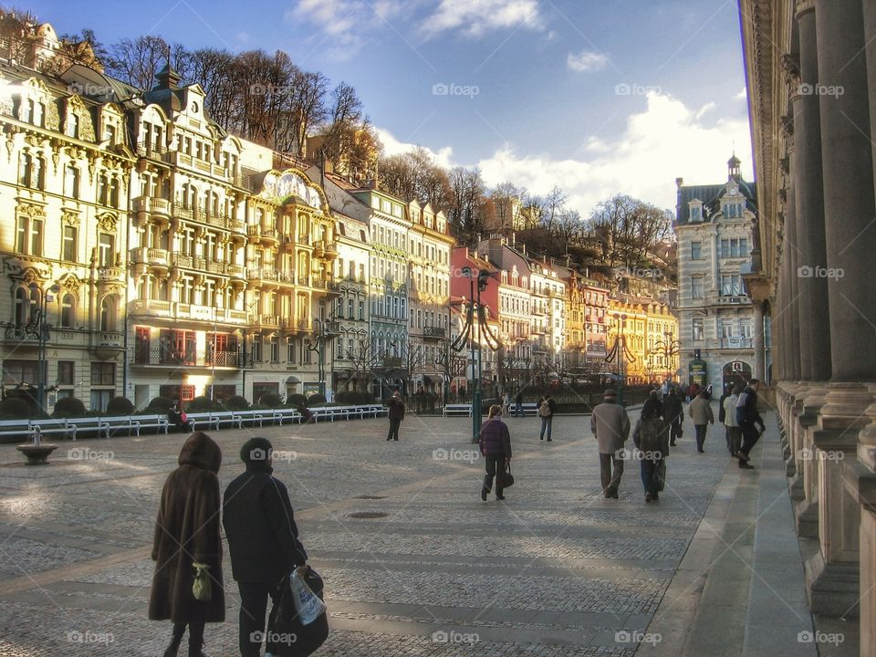 Historic & Beautiful Karlovy Vary