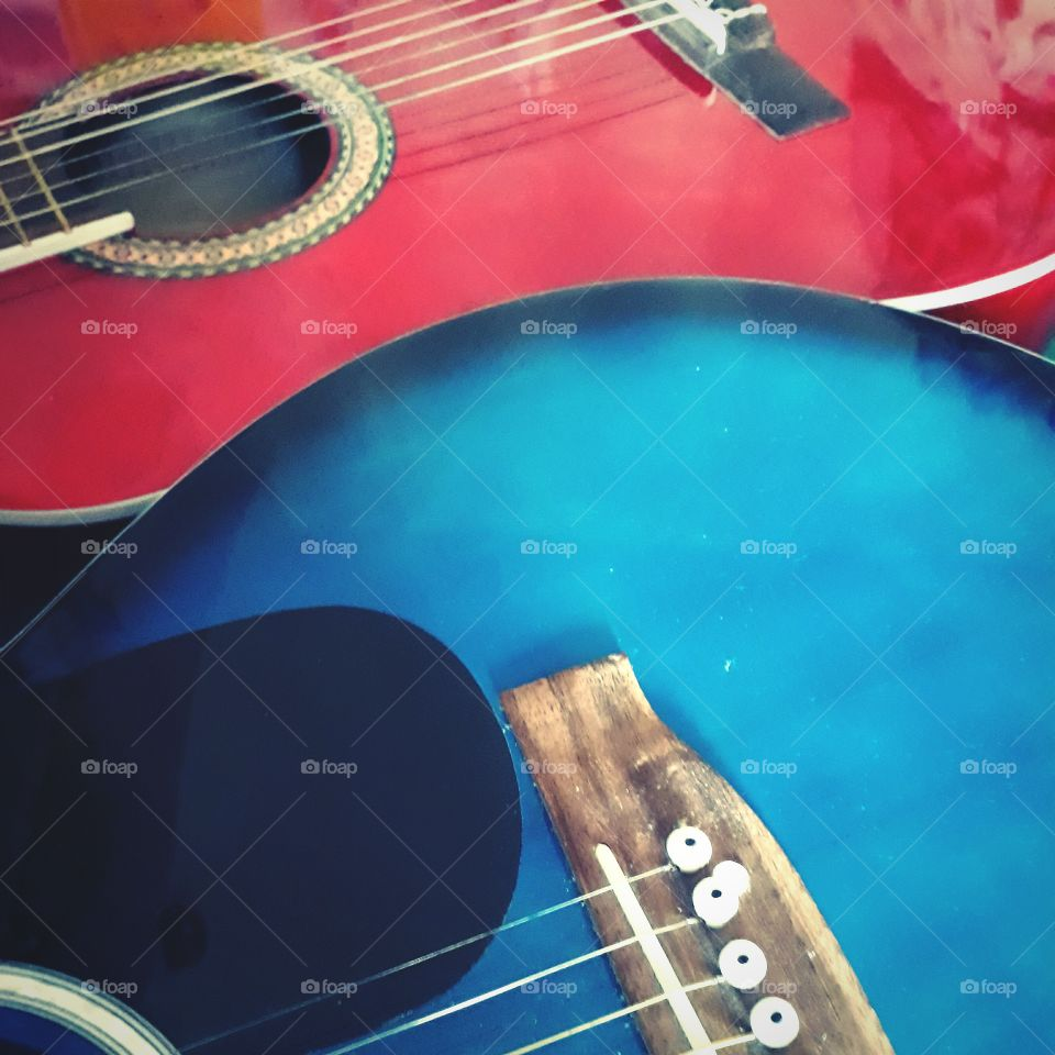 Accoustic and Classical Guitar