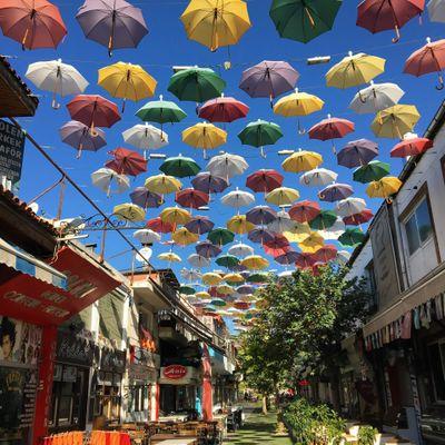 Downtown Historical Old Antalya